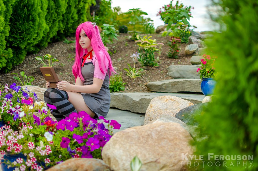 lucy elfen lied cosplay