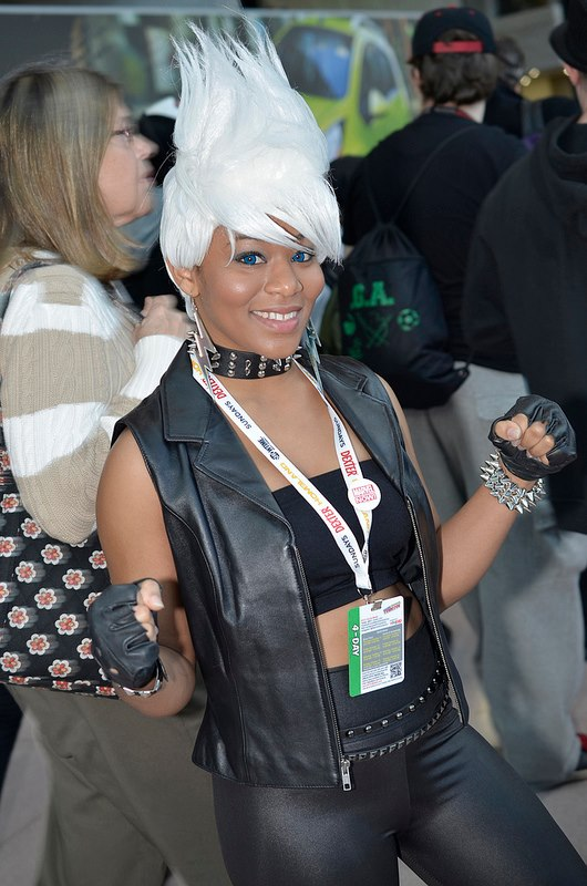 Storm Mohawk Cosplay