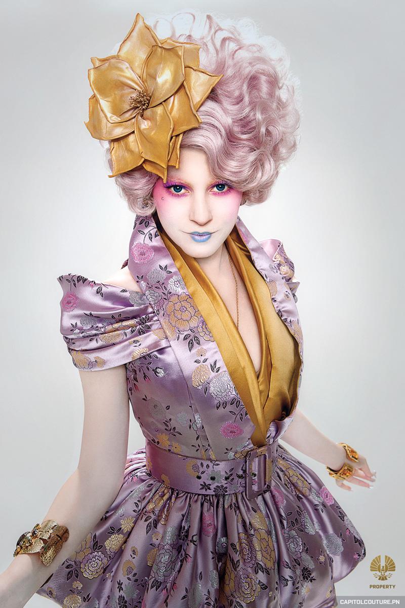 Elizabeth Banks Hunger Games