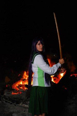 Ann Saeko cosplay