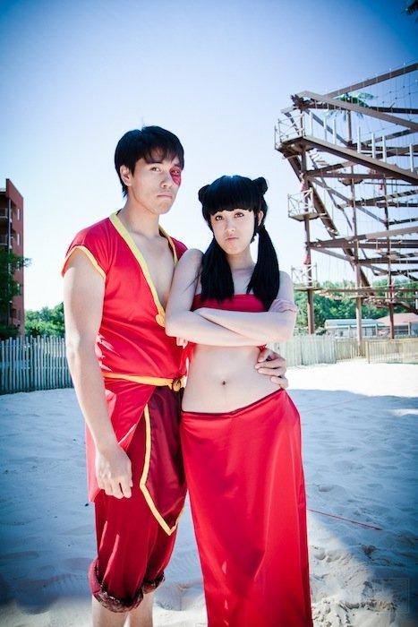 Valentine's Day Couples Contest Entry: Le Pham & Brenda Li