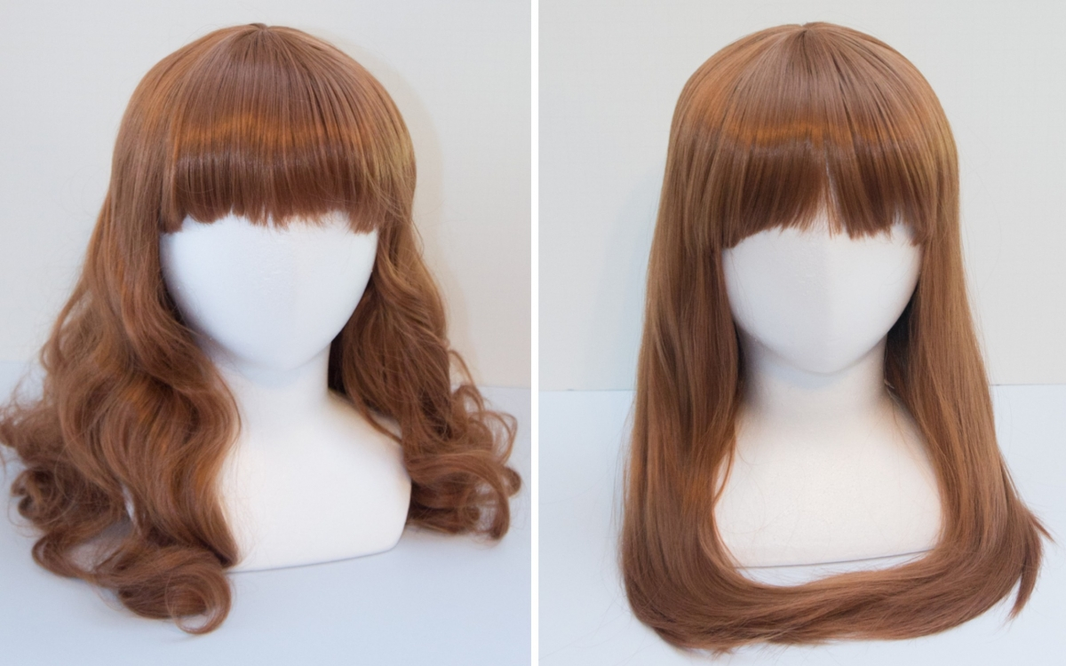 Straighten Wigs Costume And Wigs