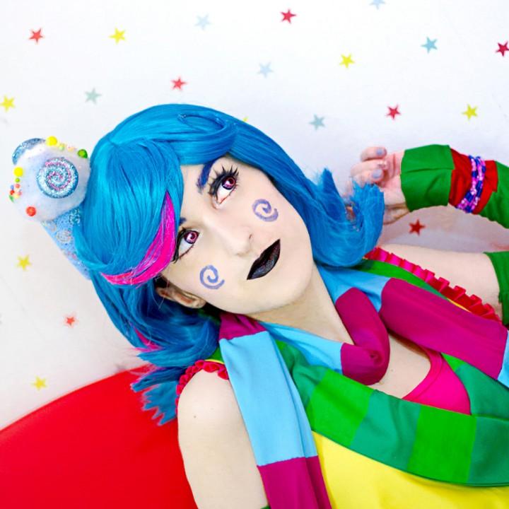 SUYM: Roxy Lalonde (Trickster Mode) from Homestuck