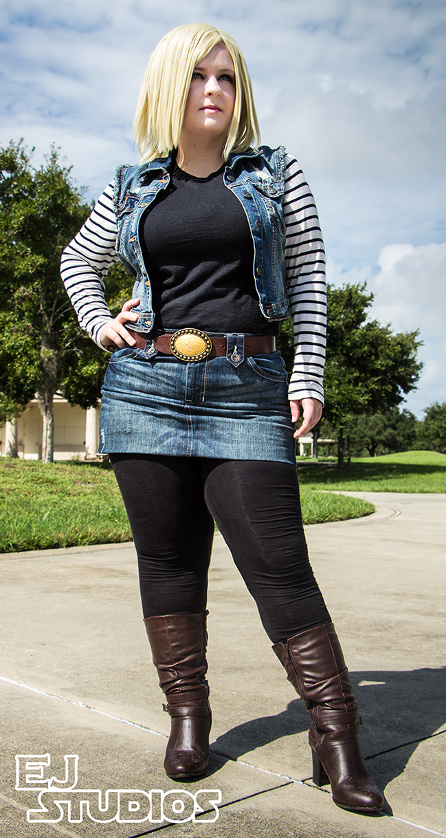 Android 18 From Dragon Ball Z Epiccosplay Wigs