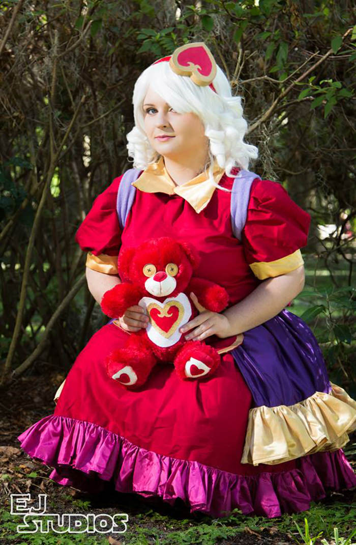 Sweetheart Annie From League Of Legends Epiccosplay Wigs