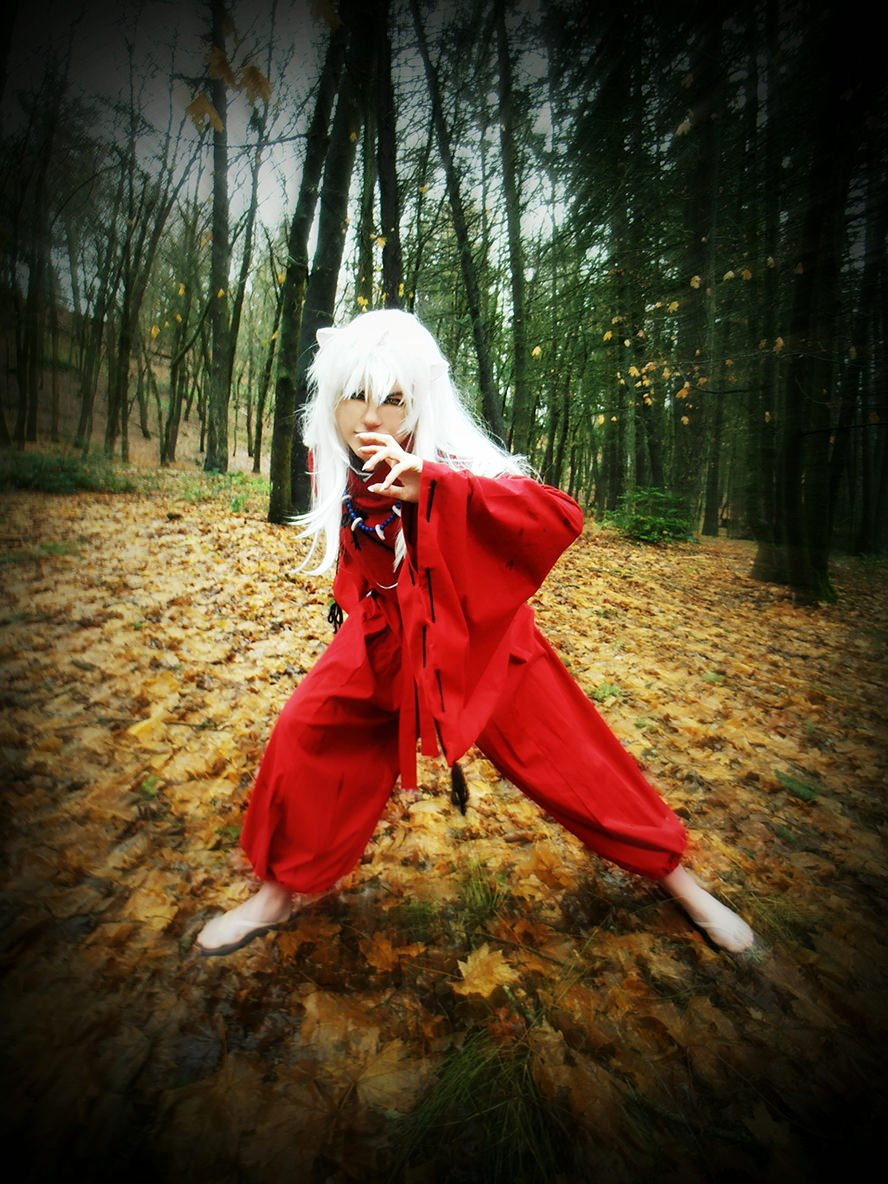 Inuyasha-Inuyasha-cosplay-4