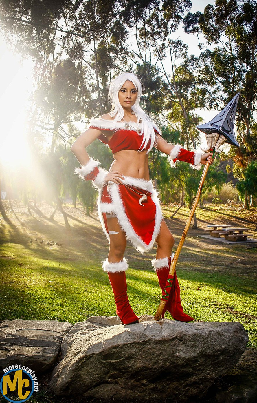 snow-bunny-nidalee-lol-league-of-legends-cosplay-2