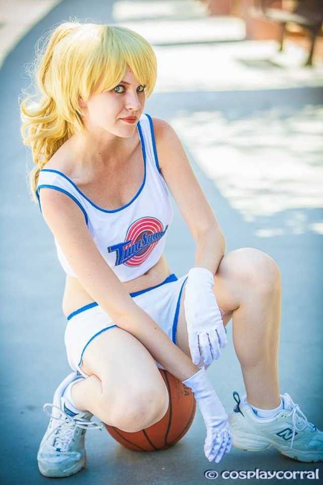 Lola Bunny from Space Jam