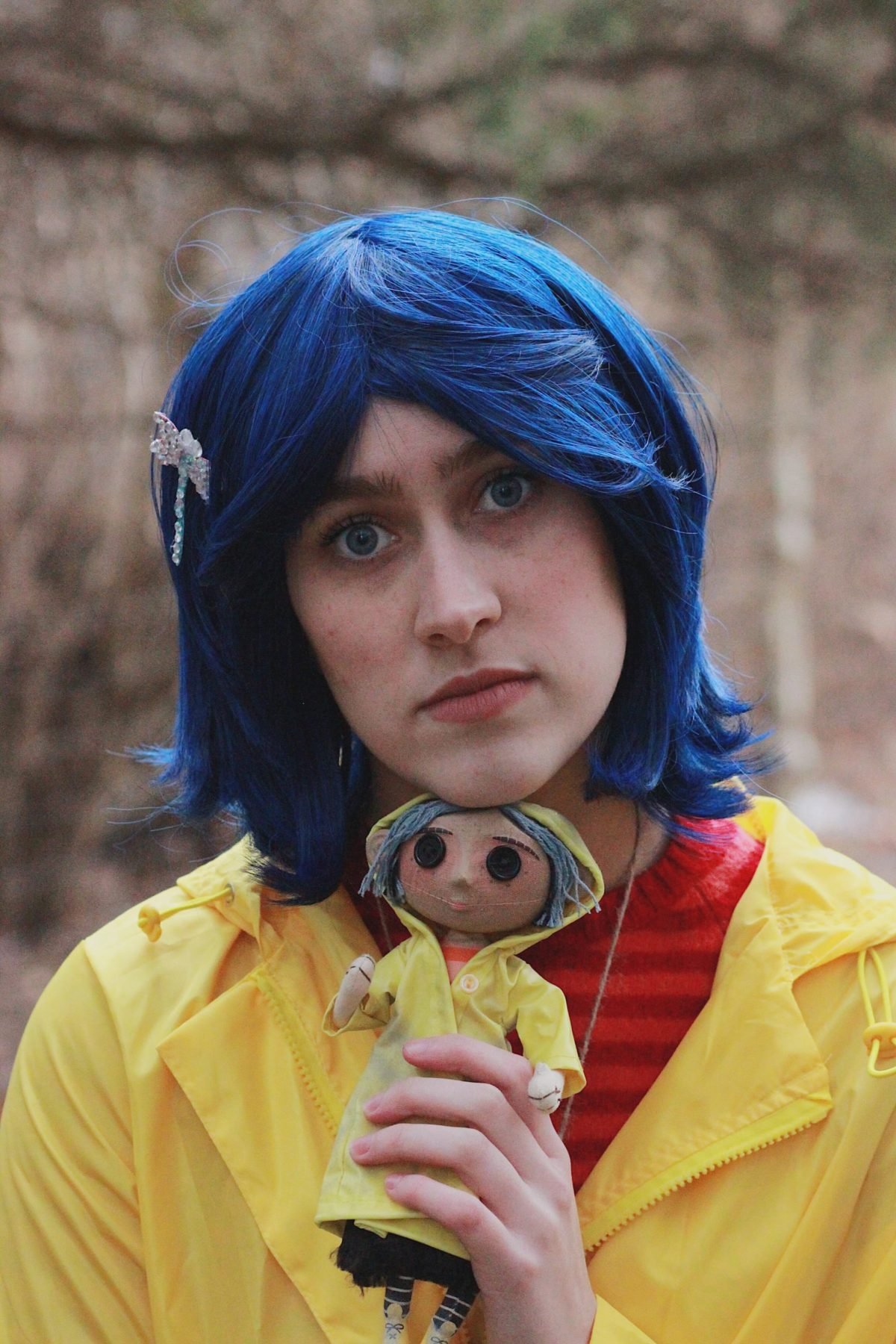 Where To Find The Perfect Wig For Coraline Cosplay
